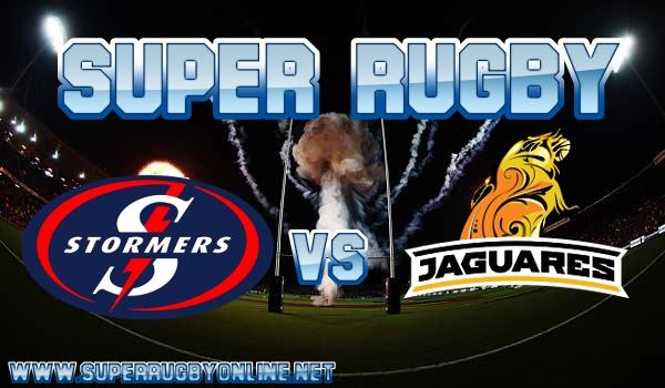 Stormers VS Jaguares Live Stream