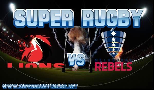 Rebels VS Lions Live Stream