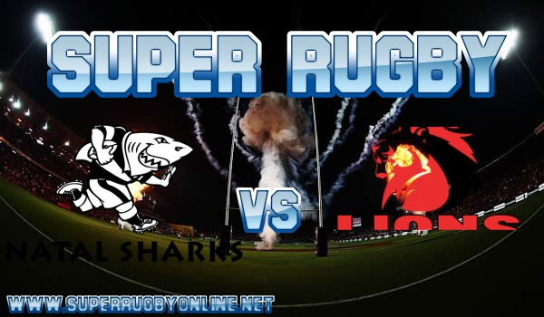 Sharks VS Lions Live Stream