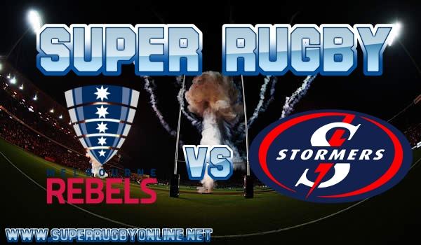 Stormers VS Rebels Live Stream