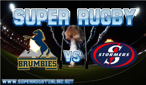 Brumbies VS Stormers Live Stream