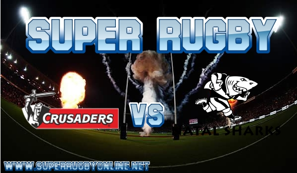 Sharks VS Crusaders Live Stream
