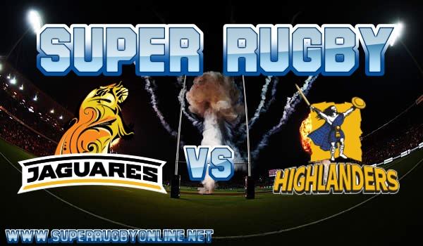 Jaguares VS Highlanders Live Stream