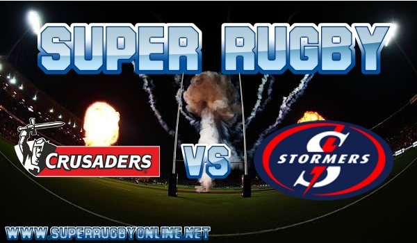 Crusaders VS Stormers Live Stream