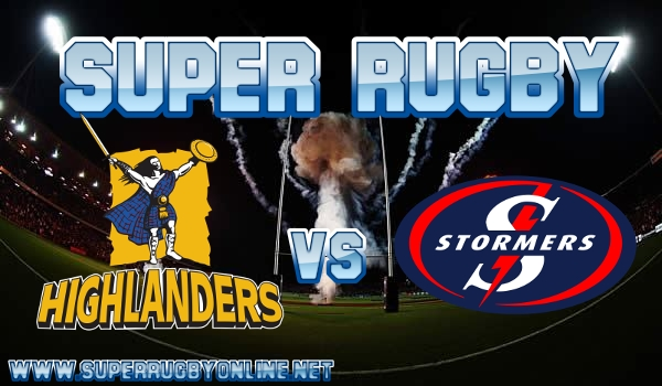 Highlanders VS Stormers Live Stream