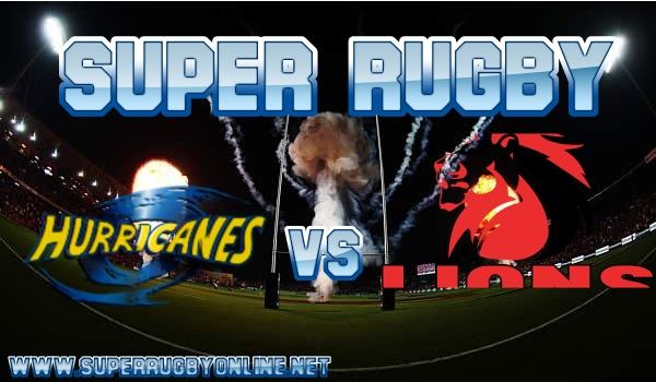 Hurricanes VS Lions Live Stream