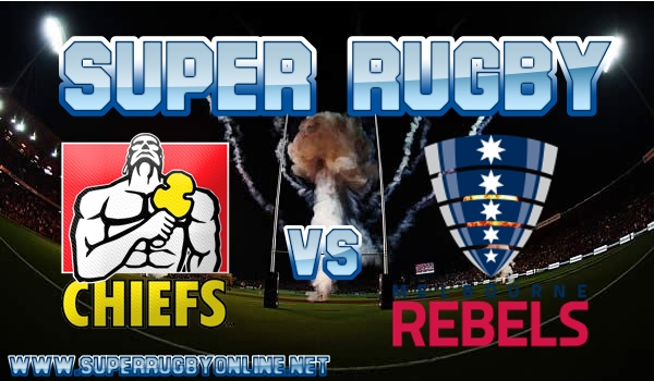 Chiefs VS Rebels Live Stream
