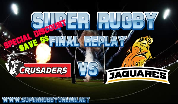 Super rugby Final 2019 Full game Replay