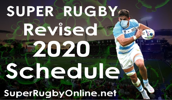 Super Rugby Aotearoa Re Schedule 2020 After Covid-19 Pandemic