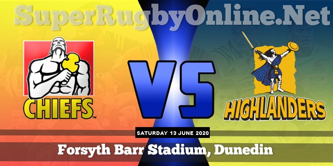 2018 Highlanders vs Chiefs Rugby Live