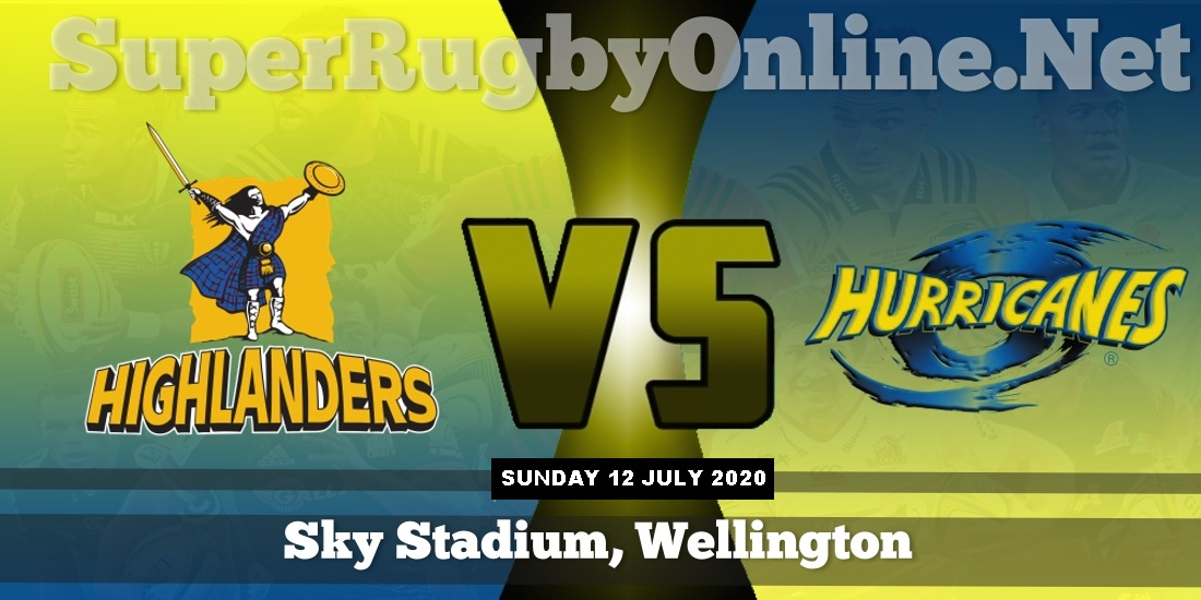 Hurricanes vs Highlanders Rugby Live