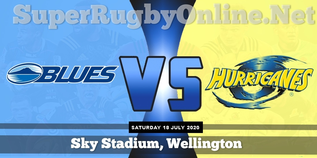 Live Rugby Blues vs Hurricanes