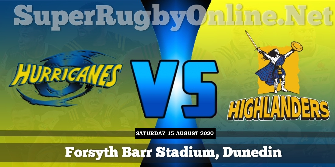 Live Highlanders vs Hurricanes Online