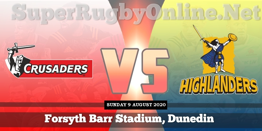 Watch Crusaders vs Highlanders Live