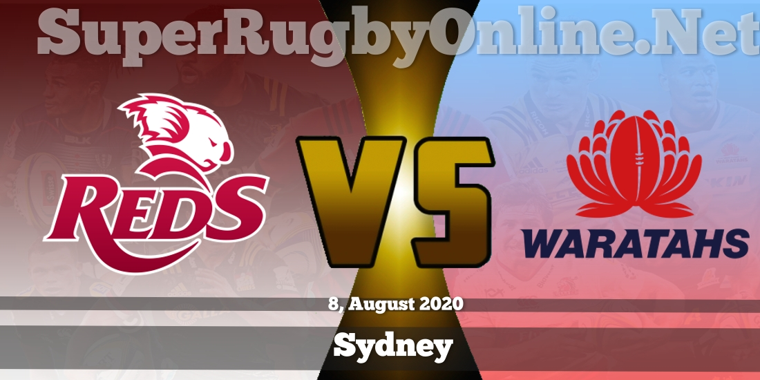 Waratahs vs Reds Rugby Streaming Live