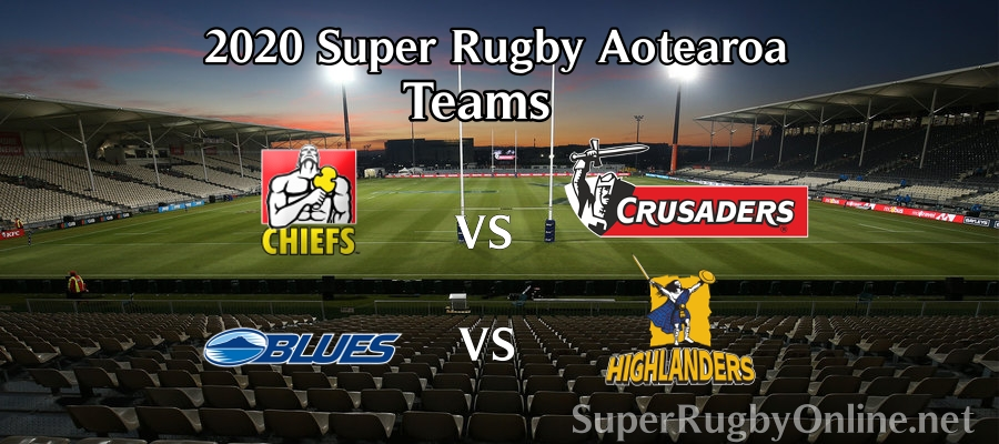 Super Rugby Aotearoa 2020 Rd 8 Team Preview
