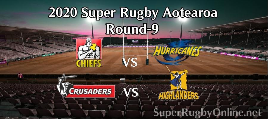 Round 9 Super Rugby Aotearoa 2020