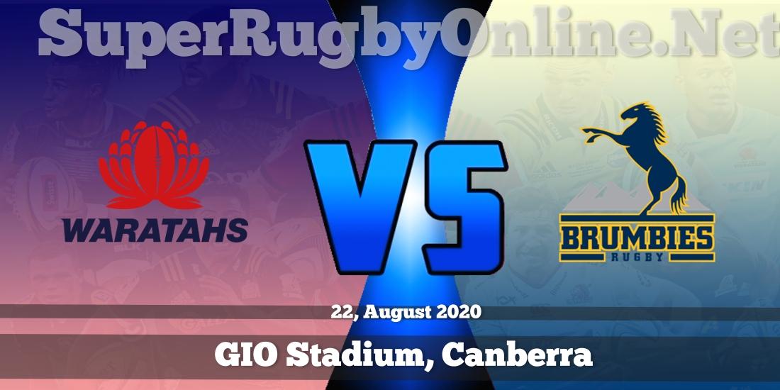 Brumbies vs Waratahs Rugby Live Online