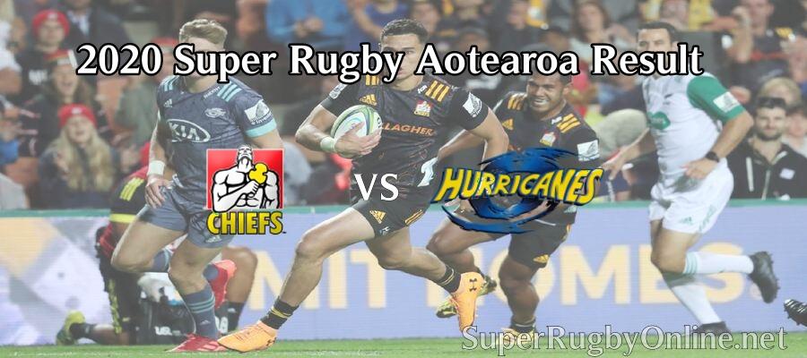 Chiefs VS Hurricanes Live Stream Super Rugby Aotearoa Results Update