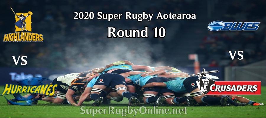 Round 10 Super Rugby Aotearoa 2020 Live Stream