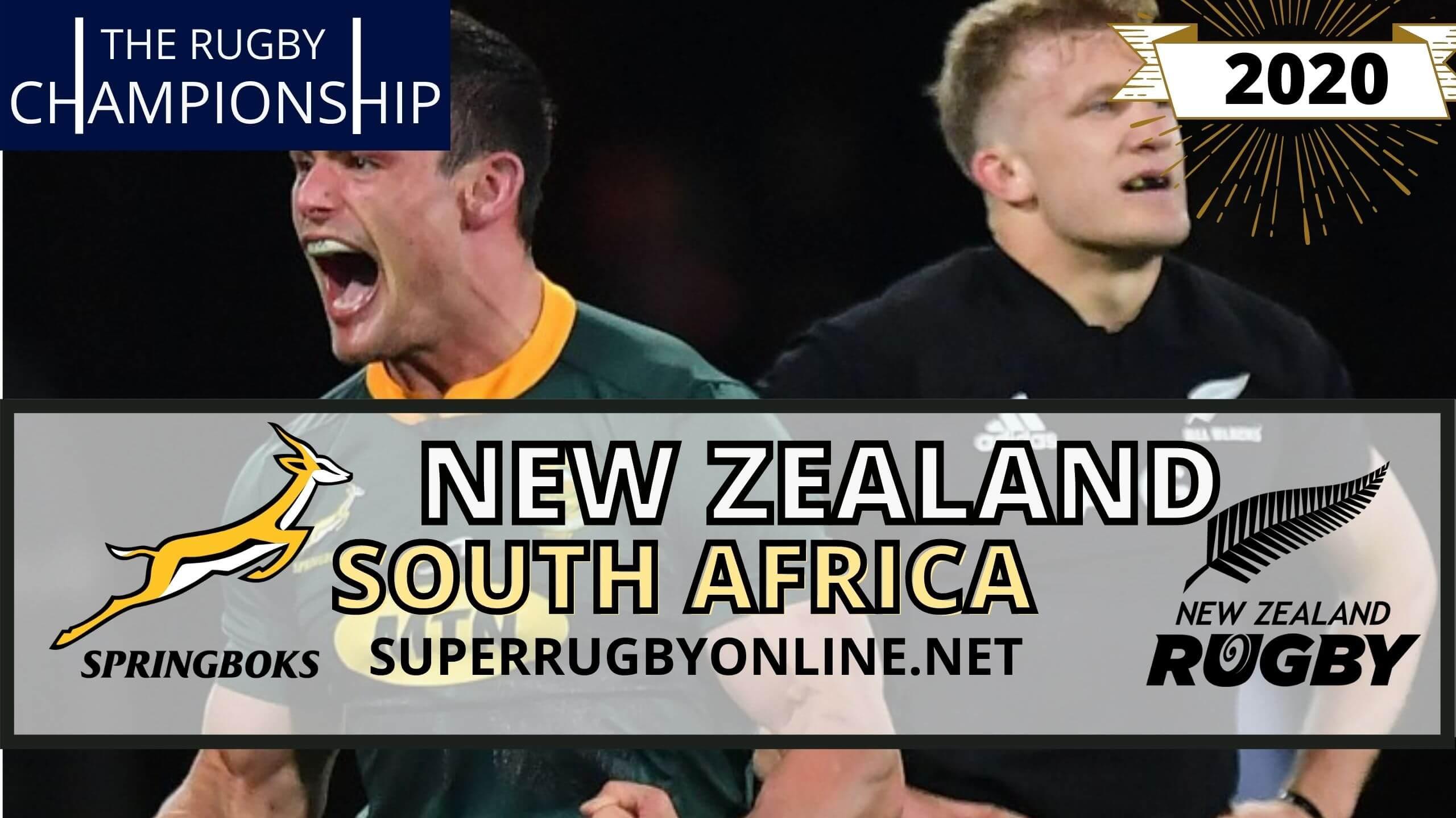 South Africa vs New Zealand Live Stream