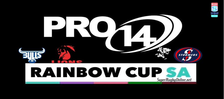 2021 Pro14 Rainbow Cup SA Revised Schedule Dates announced