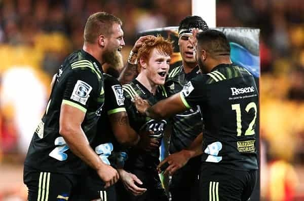 Hurricanes defeated Sunwolves in Wellington