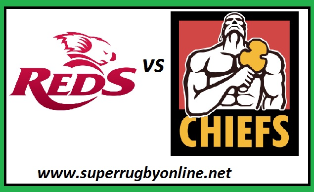 Live Chiefs vs Reds Rugby Online