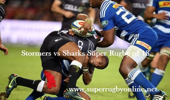 Live Rugby Sharks vs Stormers