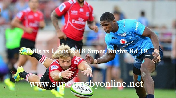 Watch Bulls vs Lions Live Stream
