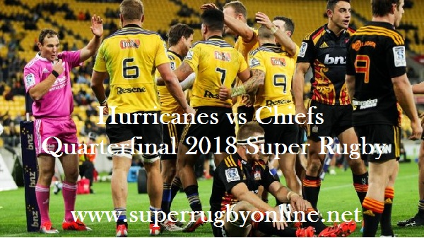 Watch Chiefs vs Hurricanes Quarterfinal Live