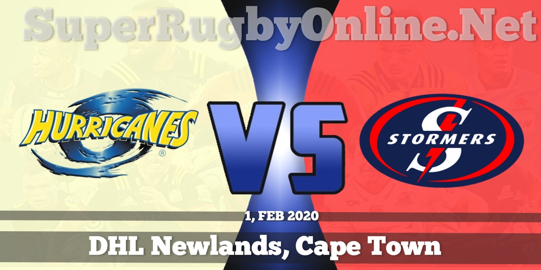 Hurricanes VS Stormers Live Stream 2020 | Rd 1 | Full Match Replay