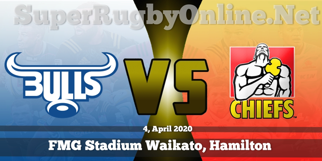 Bulls VS Chiefs Live Stream 2020 | Rd 10 | Full Match Replay