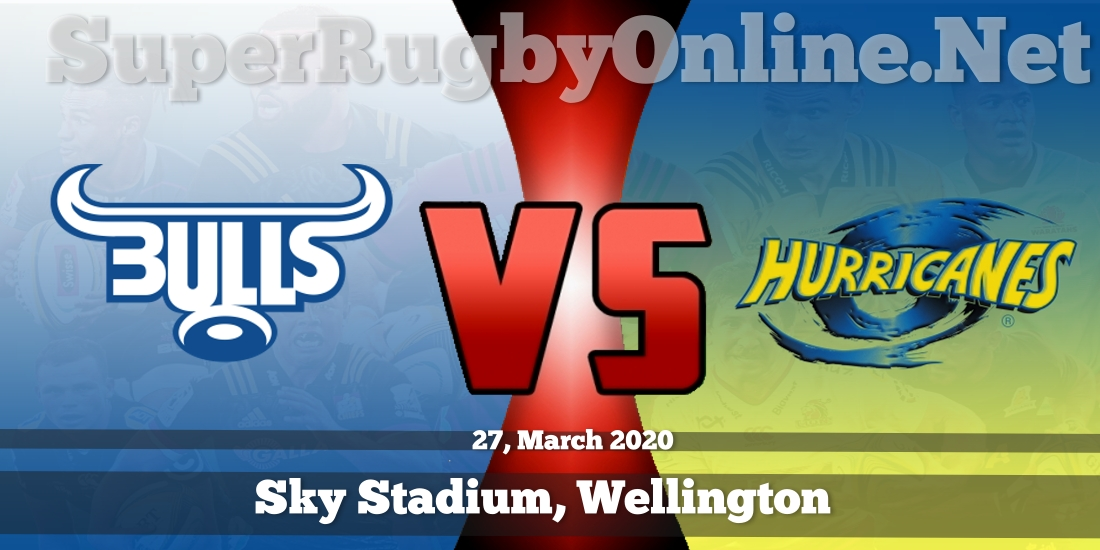 Bulls VS Hurricanes Live Stream 2020 | Rd 9 | Full Match Replay