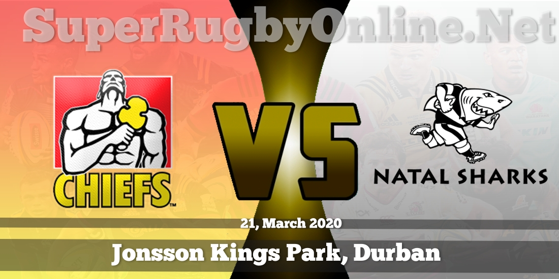 Chiefs VS Sharks Live Stream 2020 | Rd 8 | Full Match Replay