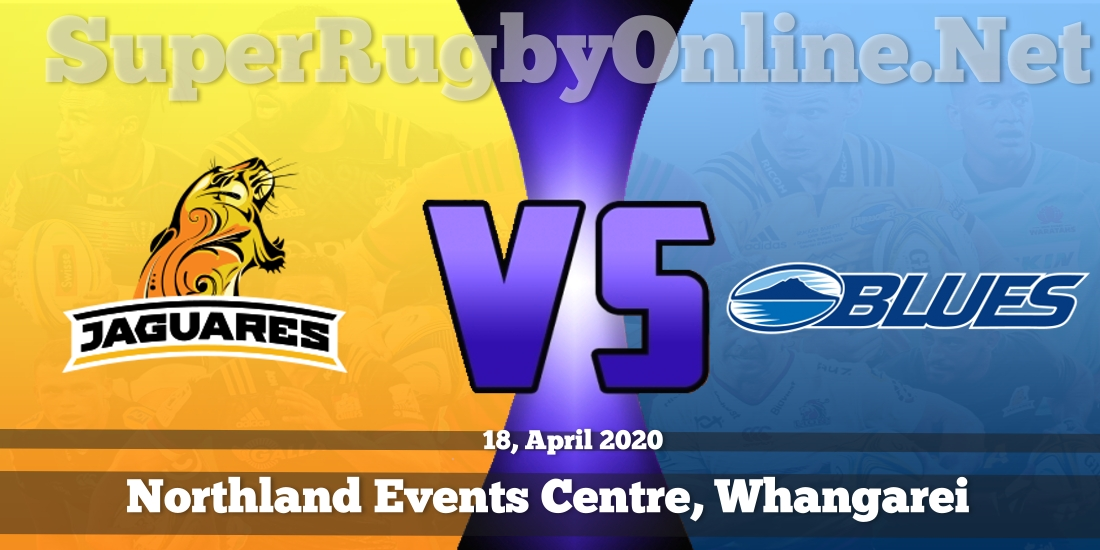 Jaguares VS Blues Live Stream 2020 | Rd 12 | Full Match Replay
