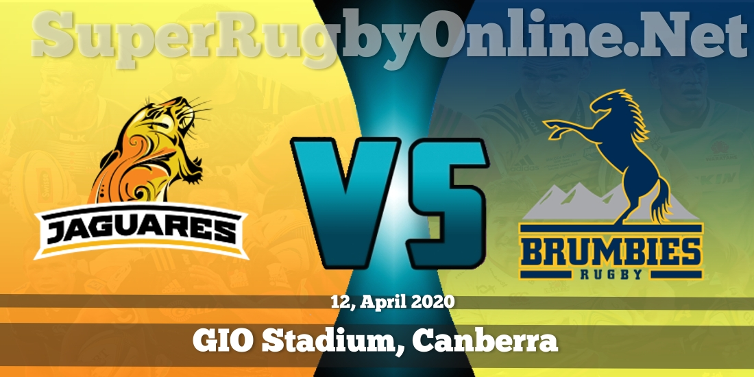 Jaguares VS Brumbies Live Stream 2020 | Rd 11 | Full Match Replay