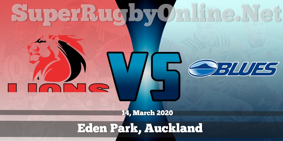 Lions VS Blues Live Stream 2020 | Rd 7 | Full Match Replay