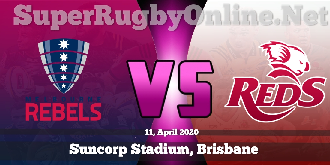 Rebels VS Reds Live Stream 2020 | Rd 11 | Full Match Replay