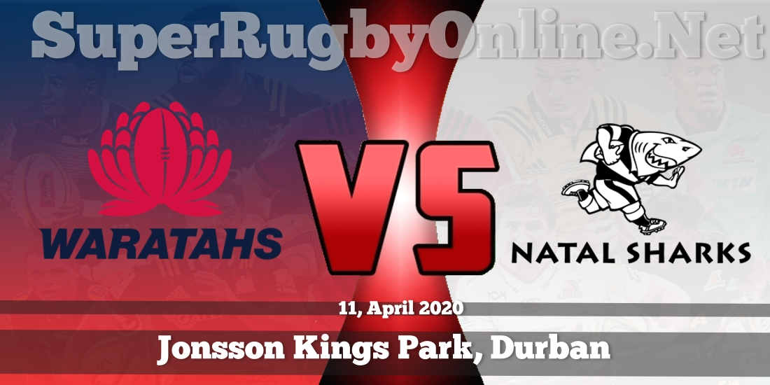 Waratahs VS Sharks Live Stream 2020 | Rd 11 | Full Match Replay