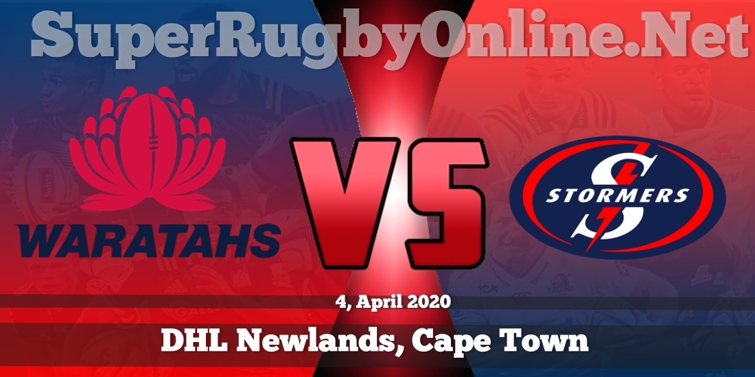 Waratahs VS Stormers Live Stream 2020 | Rd 10 | Full Match Replay