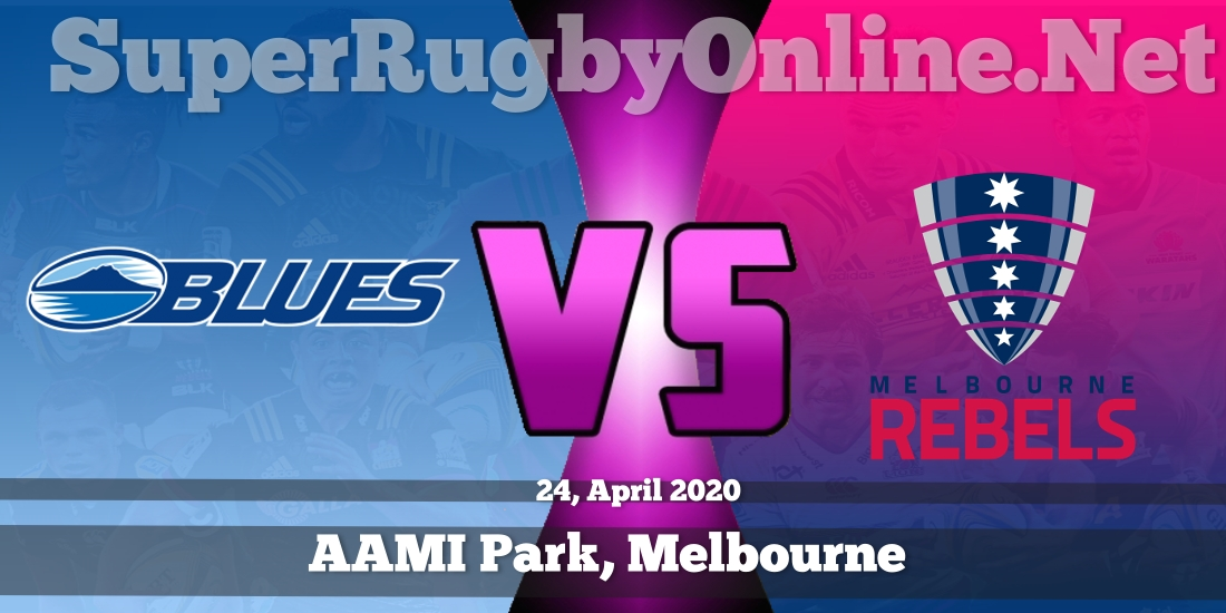 Blues VS Rebels Live Stream 2020 | Rd 13 | Full Match Replay