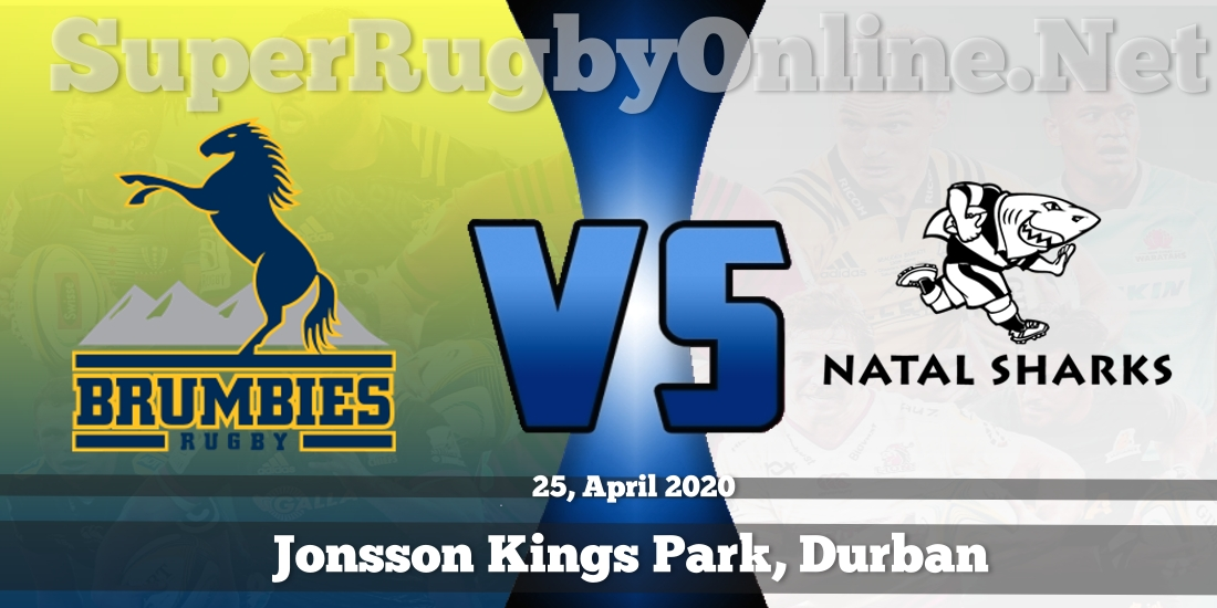 Brumbies VS Sharks Live Stream 2020 | Rd 13 | Full Match Replay