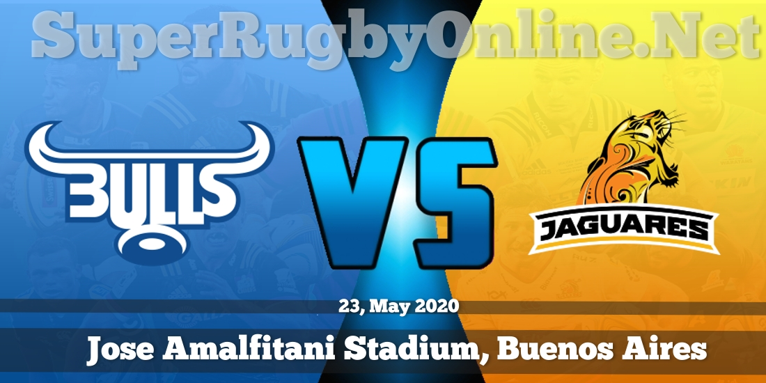 Bulls VS Jaguares Live Stream 2020 | Rd 17 | Full Match Replay