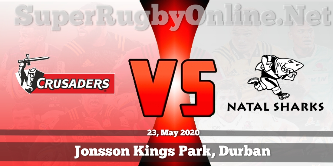 Crusaders VS Sharks Live Stream 2020 | Rd 17 | Full Match Replay