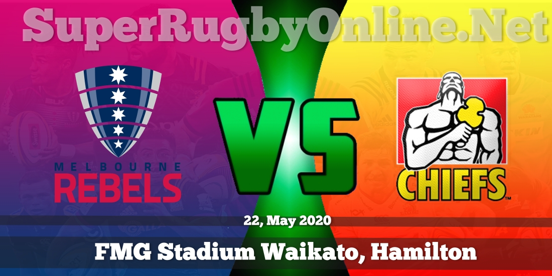 Rebels VS Chiefs Live Stream 2020 | Rd 17 | Full Match Replay