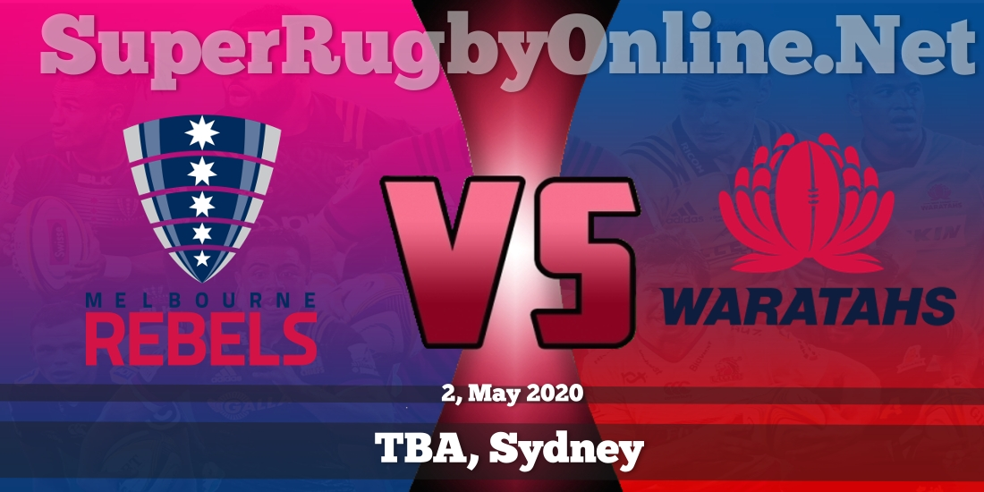 Rebels VS Waratahs Live Stream 2020 | Rd 14 | Full Match Replay