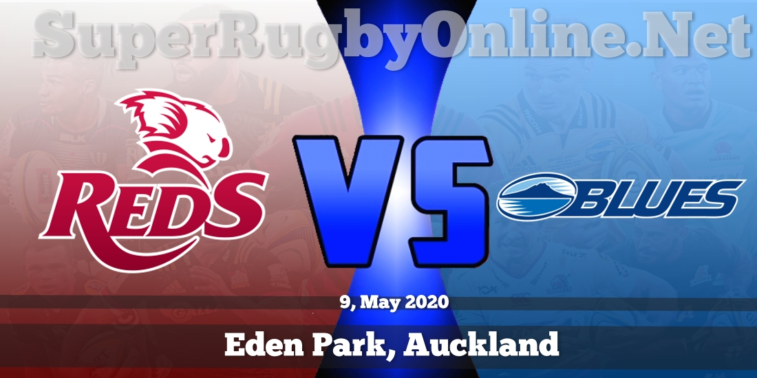 Reds VS Blues Live Stream 2020 | Rd 15 | Full Match Replay