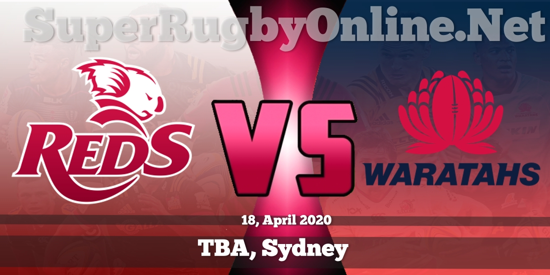 Reds VS Waratahs Live Stream 2020 | Rd 12 | Full Match Replay