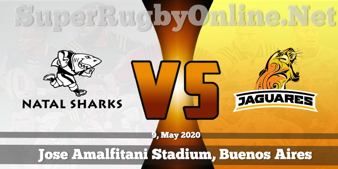 Sharks VS Jaguares Live Stream 2020 | Rd 15 | Full Match Replay